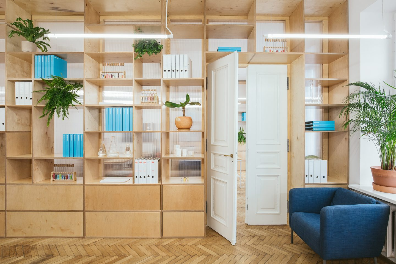 Bestpharma office • Photography © Hanna Połczyńska / kroniki.studio