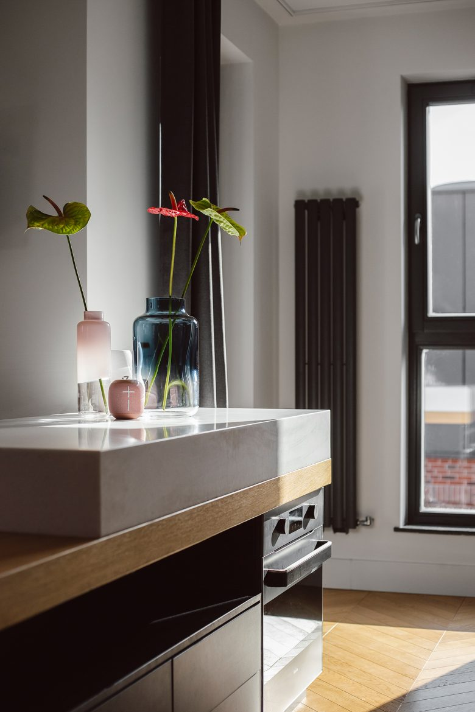 Bauhaus inspired apartment • Photography © Hanna Połczyńska / kroniki.studio