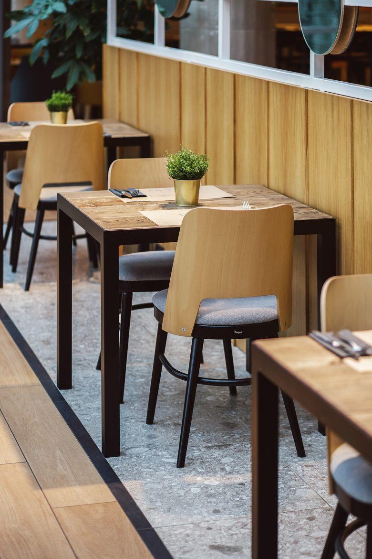 Restauracja 4 Piętro • Photography © Hanna Połczyńska / kroniki.studio